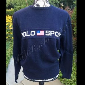 VTG. POLO SPORT by RALPH LAUREN sweater